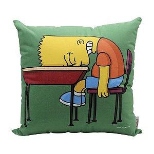 Almofada Fibra Veludo Simpson - Zona Criativa