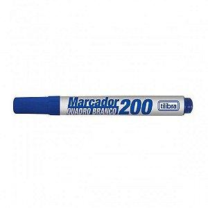 Marcador Quadro Branco Azul - Tilibra