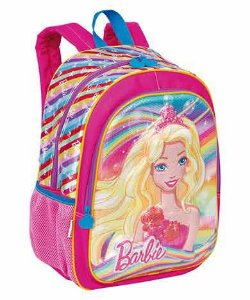 Mochila G Barbie 3d - Sestini