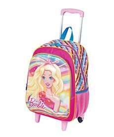 Mochila Car G Barbie 19x - Sestini