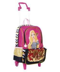 Mochila Car G Barbie 19z - Sestini