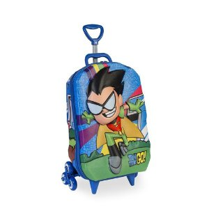 Mochila Teen Titans Robin - Maxtoy