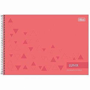 Caderno Espiral Cartografia Lunix60 - Tilibra