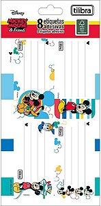 Etiqueta Ades Mickey -Tilibra