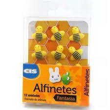Alfinetes Fantasia Estojo - Cis