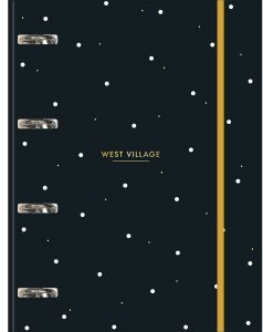 Fichário Cartonado West Village - Tilibra