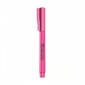Marca Texto Rosa - Faber Castell