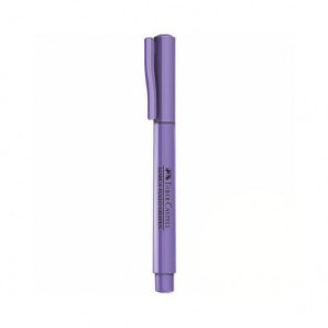 Marca Texto Roxo - Faber-Castell
