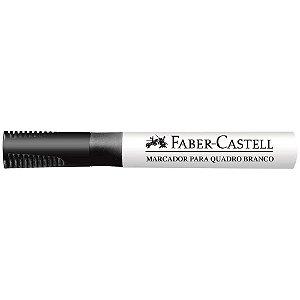 Marcador Quadro Branco - Preto - Faber-Castell