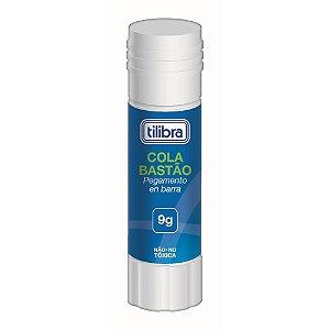 Cola Bastão 9 Gramas - Tilibra