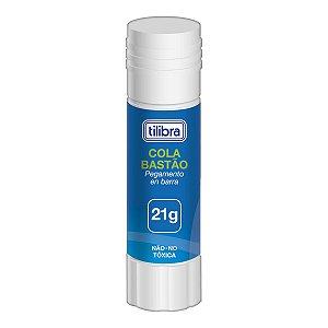 Cola Bastão 21 Gramas - Tilibra