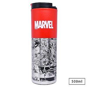 Copo Para Viagem Marvel - Zona Criativa