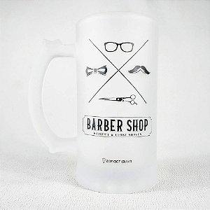Caneca Chop Barber - Zona Criativa