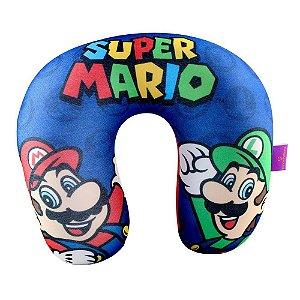 Almofada Pescoço Super Mario - Zona Criativa