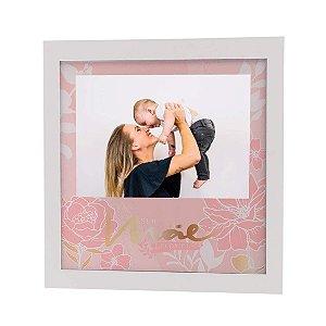 Porta Retrato Florescer Mãe -UATT