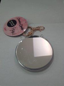 Chaveiro Espelho Gatinha - UATT