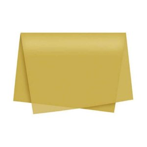 Papel Seda Ouro 48x60 - Vmp