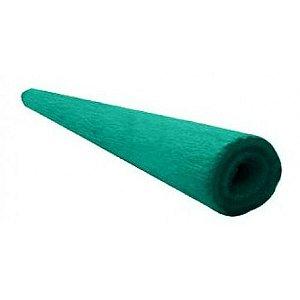 Papel Crepom Verde Bandeira 48X200 - Vmp