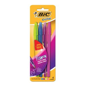Kit Caneta Colorida - Bic