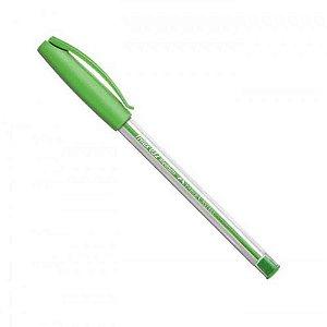 Caneta Trilux Colors Verde Claro - Faber-Castell