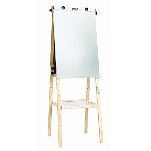Flip Chart  Compact Line 1x1 Branco - Stalo