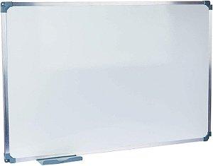 Quadro Branco Moldura  Alumínio Standard 100x 070 cm - Stalo