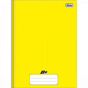 Caderno Brochura Universitario D+ Amarelo 96F - Tilibra