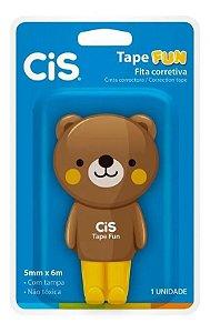 Fita Corretiva Tape Fun Sortidas - Cis