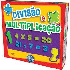 Jogo Diverso Divisao E Multiplicacao - Pais E Filhos