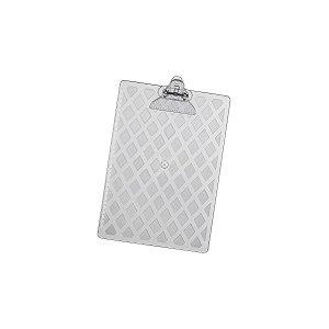 Prancheta Plástica Cristal - Waleu