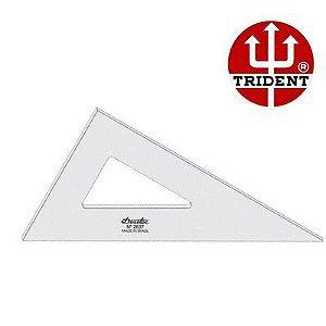 Esquadro Acrílico 60° - Trident
