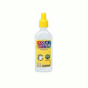 Cola Glitter Cristal 35g - Acrilex