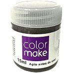 Pintura Facial Liquida 15ml Marrom - Colormake