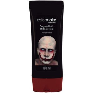 Pintura Facial Sangue Artificial - Colormake