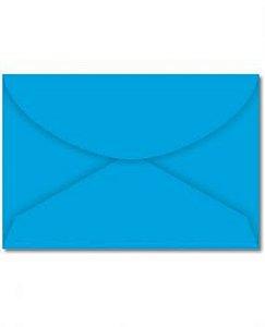 Envelope.Visita Azul Royal.