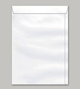 Envelope Saco Colegial Branco 20X28cm - Foroni