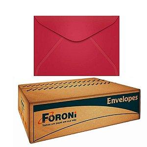 Envelope Carta Vermelho - Foroni