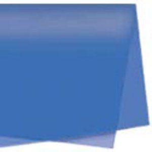 Papel Seda Azul Escuro 48x60 - Vmp