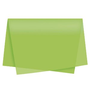Papel Seda Auto Verde Pistache 49x69