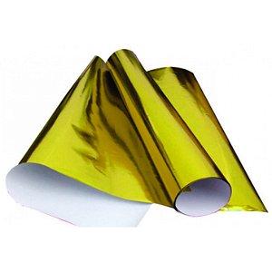 Cartolina Laminada 48x60 Amarelo - Vmp