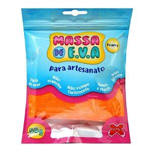 Massa De Eva Laranja 50g - Make+