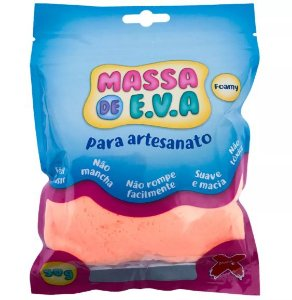 Massa De Eva Salmao 50g - Make+