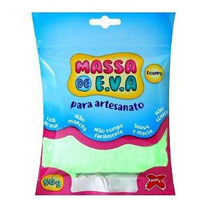 Massa De Eva Verde Claro 50g - Make+