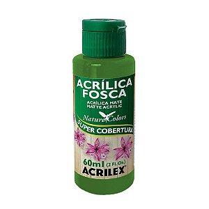 Tinta Acrílica Fosca 60ml Verde Grama - Acrilex