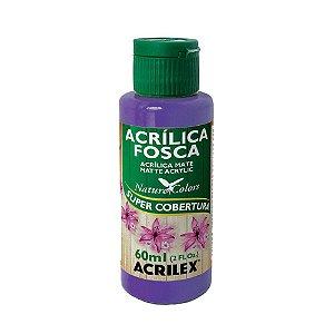 Tinta Acrílica Fosca 60 ml Roxo - Acrilex