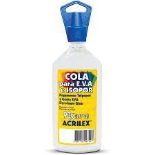Cola Para Isopor E Eva 90g - Acrilex