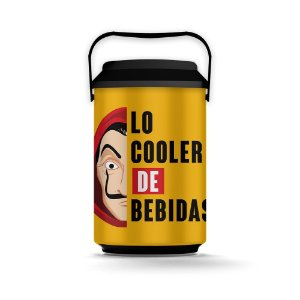 Cooler 10 Latas Lo Cooler de Bebidas - Beek