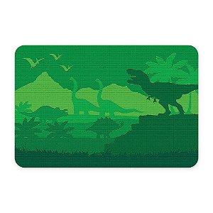 Tapete Dinossauros Verde - Beek