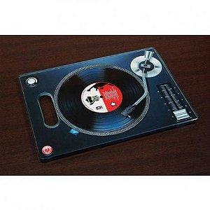 Tabua de Carne de Vidro DJ - Beek