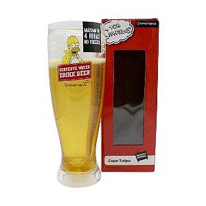 Tulipa Drink Beer Simpsons - Zona Criativa